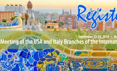 23-24/09 Barcellona – Bilaterale Branch ITA-USA