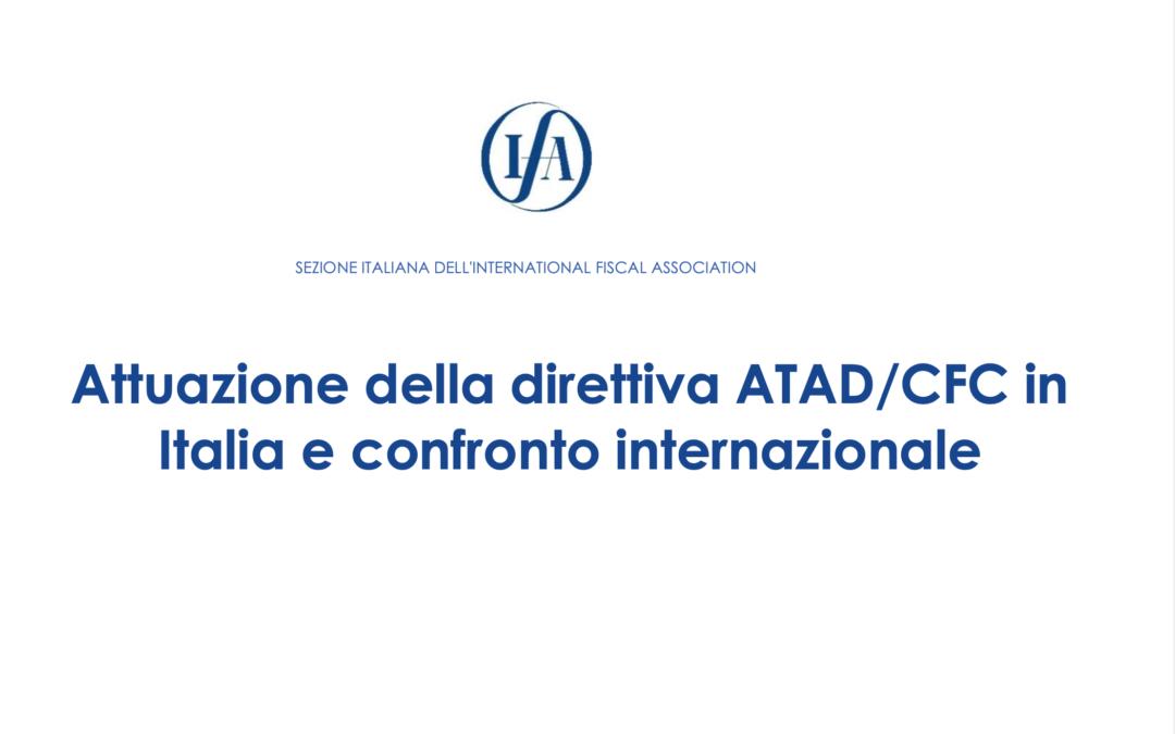 Milano 24.09.2021 – CONVEGNO ANNUALE ITALIAN BRANCH IFA